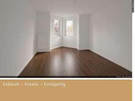 Erstbezug: Exklusive 3-Zi. Wohnung mit EBK