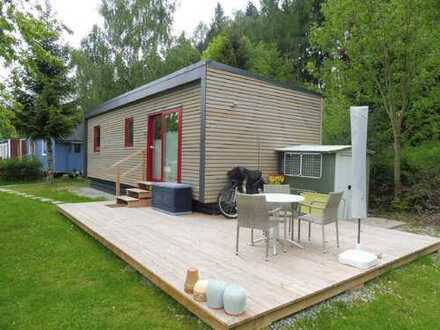 Keine Maklercourtage für den Käufer! Junges, alternatives Wohnen im Tiny-House