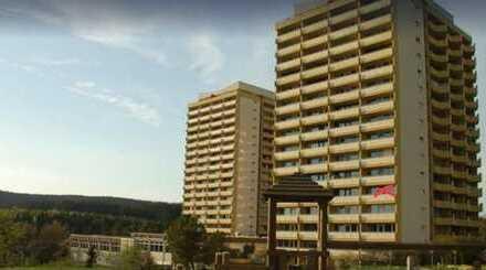 Günstige 2-Zimmer-Wohnung mit Balkon und Einbauküche in Braunlage
