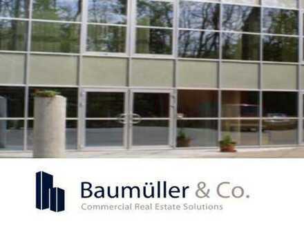 """""""BAUMÜLLER & CO."""" - flexible Anmietung - verkehrsgünstig gelegen"""