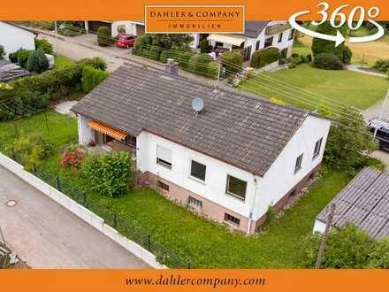 Im Bieterverfahren // Sanierungsbedürftiges Einfamilienhaus in naturnaher Lage in Althütte