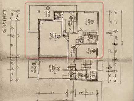 Modernisierte 3-Zimmer-Wohnung mit grossem, sonnigem Balkon & Einbauküche in Bad Krozingen