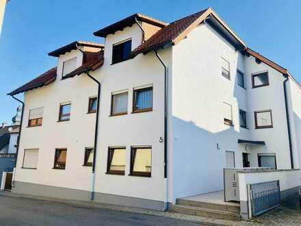 Großzügige 3- Zimmer Wohnung in Sandhausen zu verkaufen