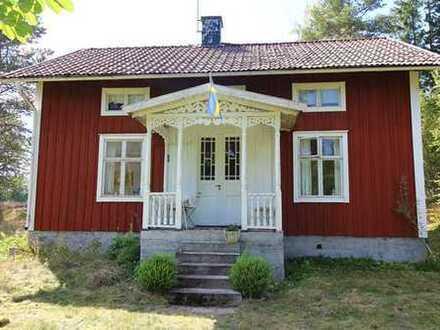 Ferienhaus mit schöner Lage