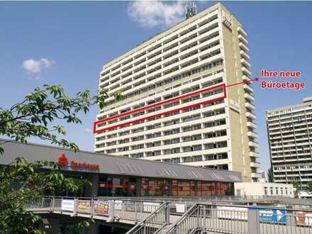 Attraktive Büroetage mit 697 m² und fantastischen Aussichten!