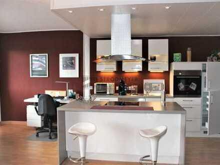 Herdecke-Nacken: 2-Zimmer-Penthousewohnung mit ca. 80 m² - voll eingerichtet