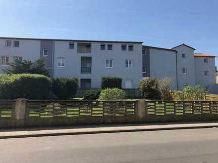 Sonnige 3-Zimmer-Wohnung in Groitzsch mit Südbalkon