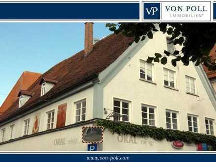 Eine attraktive Büroadresse in Burgau: 7 Büroräume zu vermieten