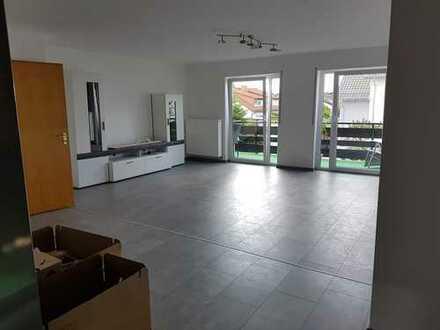 Schöne 3-Zimmer-Wohnung mit Balkon in Ketsch