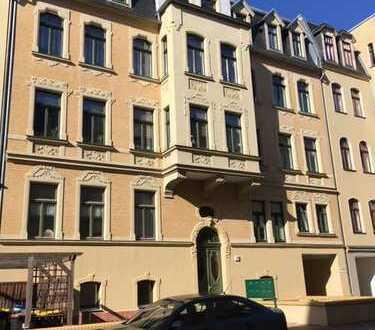 Helle 3-Raumwohnung mit Balkon und Stellplatz