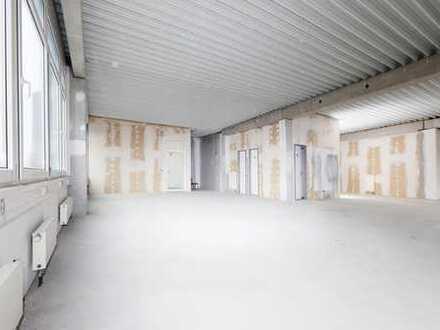 Büro-Rohbauflächen zum Erstbezug in Dormagen in etablierter Lage