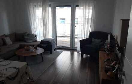 Stilvolle, vollständig renovierte 3-Zimmer-Wohnung mit Balkon in Gerlingen