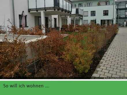 3-Zimmer-Gartenwohnung - Neubau - KfW 40 - Im Bau