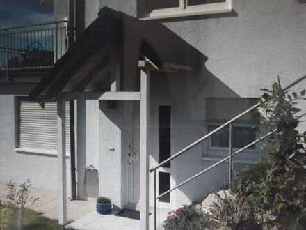 Helle 2-Zimmer-ELW mit überdachter Terrasse in Grafenau-Döffingen