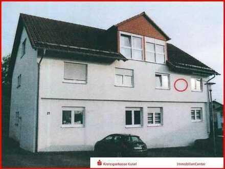 ZWANGSVERSTEIGERUNG: Eigentumswohnung mit Stellplatz