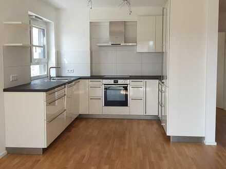 Neuwertige exklusive 2-Zimmer-Wohnung mit EBK und Balkon in Ofterdingen