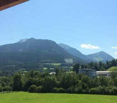 Erstbezug mit Einbauküche und Balkon: stilvolle 2-Zimmer-DG-Wohnung in Berchtesgaden
