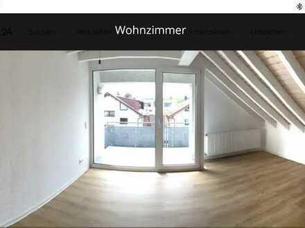 Übernahme / Nachmieter gesucht.Erstbezug nach Sanierung: Sonnige 2-Zimmer-Wohnung m.Balkon in Langen