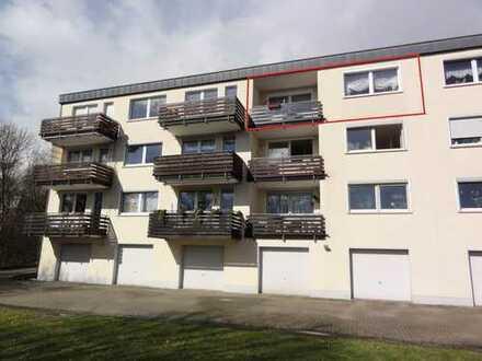 Top gepflegte 3 Zimmer Eigentumswohnung mit Südloggia in Wipperfürth