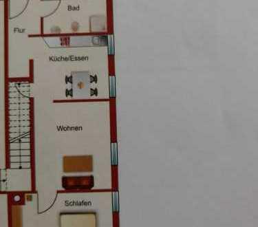 2 Zimmer Wohnung in Illschwang zu vermieten - 5 Min. BePo/Su-Ro + A6