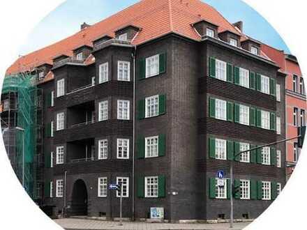 ERSTBEZUG NACH SANIERUNG / 3-Zimmer-Wohnung , 2 BALKONE, GÄSTE-WC, DOM-BLICK,