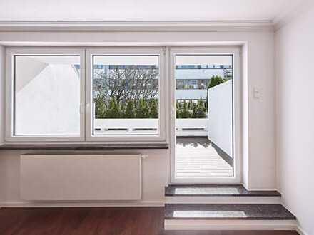MAXVORSTADT – Sonnige Terrassen-Wohnung im 1. OG zum Erstbezug