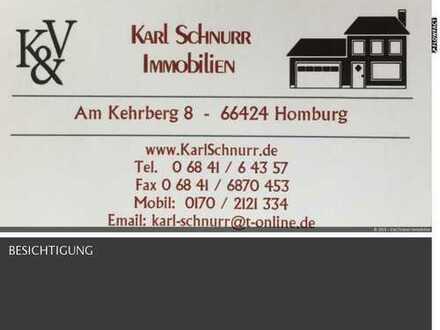 großes Baugrundstück in Homburg-Schwarzenacker
