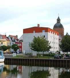 3-Raumwohnung Fischerstraße nahe der Ribnitzer See
