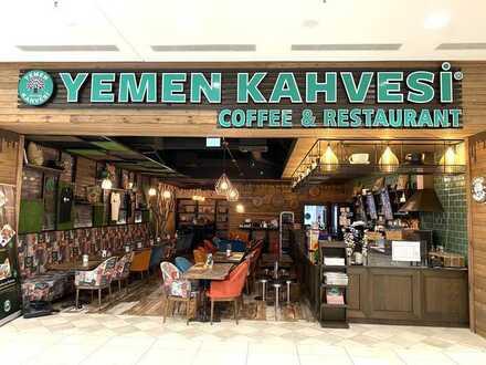 Yemen Kahvesi - Coffee & Restaurant Einmalige Gelegenheit!  Übernehmen Sie das erfolgreiche Franch
