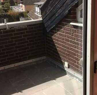Helle 3-Zimmer-Dachgeschosswohnung mit Garage und Balkon in Barsinghausen zu vermieten!