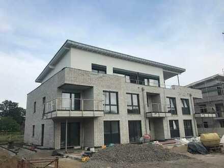 NEUBAU-Dachgeschosswohnung in Hamminkeln mit vielen Extras: Dachterrasse * Stellplatz * Aufzug