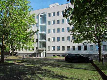Flexible Büroflächen von 20 m² bis 1.500 m² mieten im grünen Bereich