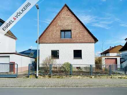 ENGEL & VÖLKERS - Einfamilienhaus mit zusätzlicher Baulücke!