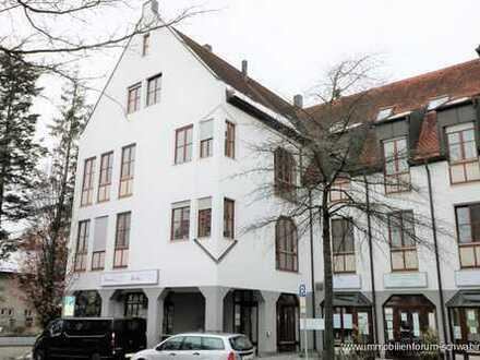RESERVIERT!  Einziehen und Wohlfühlen! Extravagante Wohnung in zentraler Lage in Gersthofen!