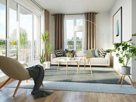 Ihr Wohntraum: großzügige 3-Zimmer-Wohnng mit Balkon - WE111