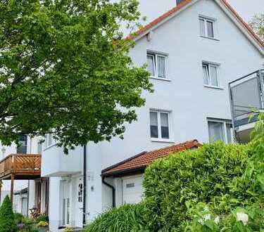 Dreiländereck - Schöne DHH — 1,600 €, 170 m², 5 Zimmer