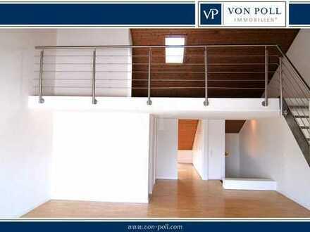 Penthouse Wohnung im Loft-Stil!