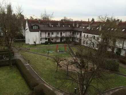 Erstbezug nach Sanierung: Sehr attraktive, gut ausgestattete 2-Zimmer-Wohnung im Grünen