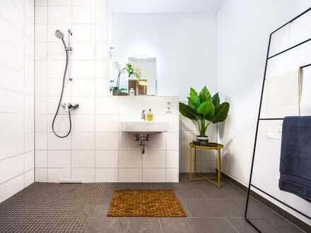 2-Zimmer-Wohnung im Erdgeschoss nur für Senior*innen mit bodengleicher Dusche *WBS erforderlich*