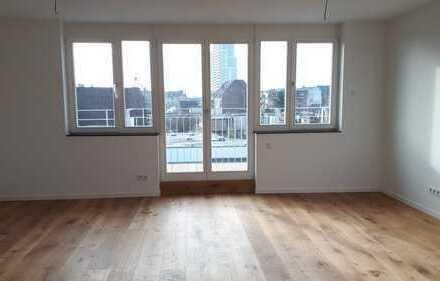 Erstbezug mit Balkon: stilvolle, helle 2-Zimmer-Maisonette-Wohnung in Köln