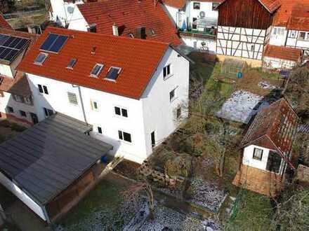 Solides 2- bis 3-Familienhaus in Hechingen-Stein - auch zur Vermietung ideal