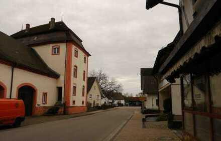 2-Zimmer-EG-Wohnung in historischem Gebäude zur Miete in Rheinmünster