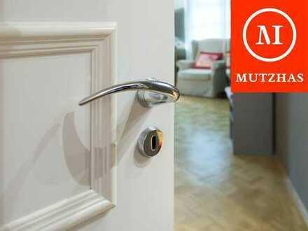 MUTZHAS - Moderne 4-Zimmer-Erdgeschosswohnung mit großem Garten in sehr gefragter und ruhiger Lage
