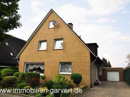 Freistehendes Einfamilienhaus mit pflegeleichtem Garten in ruhiger Lage von Borken-Weseke