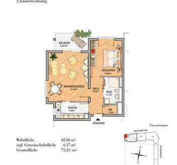 Senioren-Service-Wohnung im Lanzgarten-Lindenhof