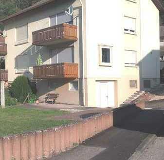 Horb Kernstadt - Doppelhaushälfte mit Balkon, Garage und Garten - in sonniger Lage