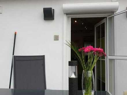 Ladengeschäft/Büro mit moderner Wohnung im Herzen Lauchheims