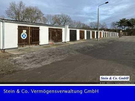 Bild_- für sofort- Garage im Garagenkomplex mit Stromversorgung
