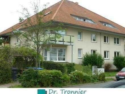 2-Zimmer-Wohnung mit Parkett und Balkon in Biederitz