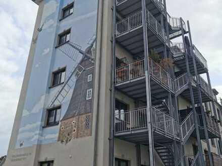 Nachmieter für eine Freundliche 4-Raum-Maisonette-Wohnung mit EBK und Balkon in Werneuchen gesucht